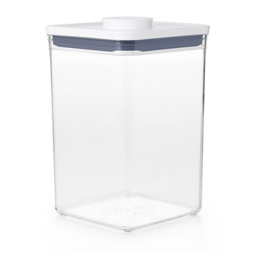 OXO POP2 4.4Qt Big Square Medium Food Storage