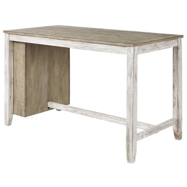Signature Design by Ashley Skempton Counter Height Dining Room Table