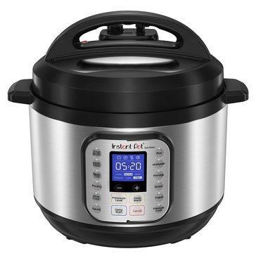 Instant Pot Duo Nova 10-Qt. 7-in-1, One-Touch Multi-Cooker