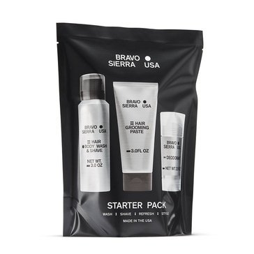 Bravo Sierra 3-Piece Travel Starter Set