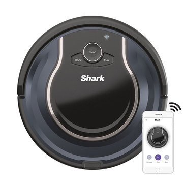 Shark ION Robotic Vacuum R76 with Wi-Fi