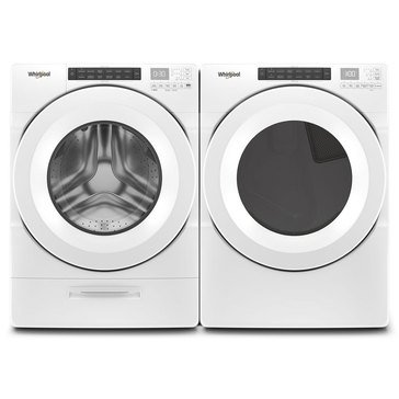 Whirlpool Front Load Washer/Electric Dryer Bundle (WFWE5620HW)