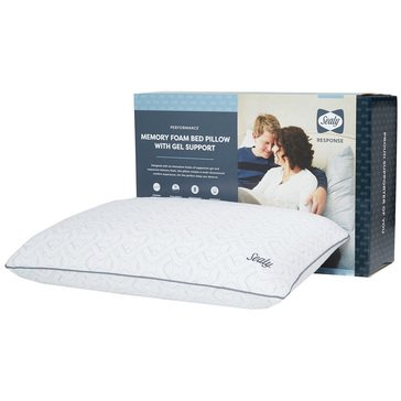 Sealy Performance Memory Foam with Gel Support Pillow