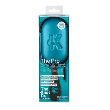 Conair Knot Dr. Pro With Case - Blue