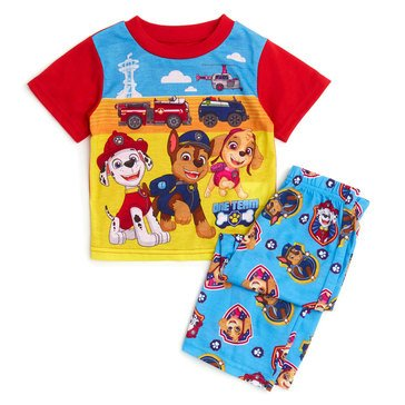 Nickelodeon Baby Boys' 2-Piece Sleepwear Set
