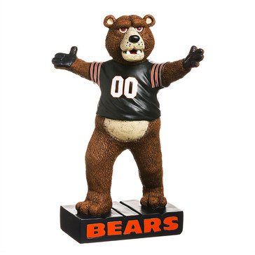 Evergreen Chicago Bears Mascot Statue