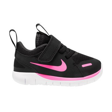 Nike Flex Contact 4 Girls Running Shoe (Infants & Toddlers)