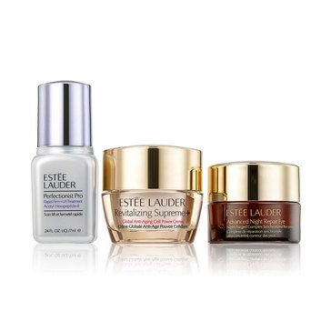 Estee Lauder Perfectionist Pro Smooth + Glow 3-Piece Skincare Starter Set