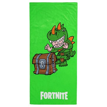 Fortnite Rex Beach Towel
