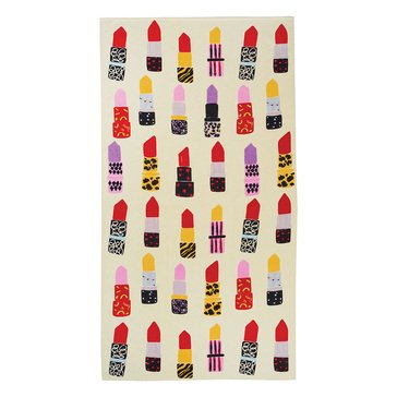 Rongrong Printed Beach Towels