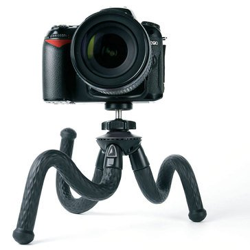 Universal Flexible Tripod with 360 Degree Head