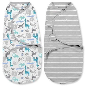 SwaddleMe Original Swaddle 2-Pack - Its Zoo Cute