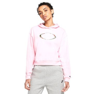 Nike Womens NSW Hoodie Fleece Femme Plus