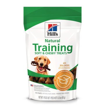 Hill's Science Diet Soft & Chewy Real Chicken 3 oz. Natural Training Dog Treats