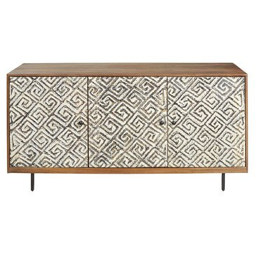 Signature Design By Ashley Kerrings Accent Cabinet