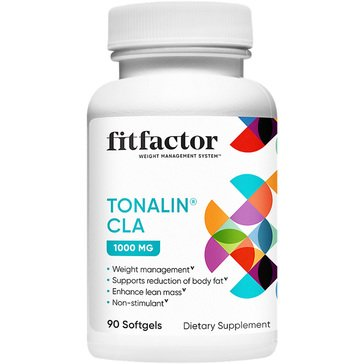 Fitfactor Tonalin CLA 1000 MG 90 Softgels