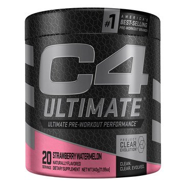 Cellucor C4 Ultimate V2 Strawberry Watermelon 20 Servings