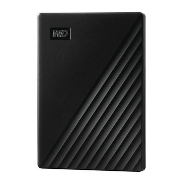 Western Digital My Passport 4TB External USB 3.0 Portable Hard Drive with Hardware Encryption