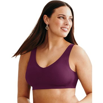 Hanes Women's Invisible Embrace Comfort Flex Fit� Wirefree Bra