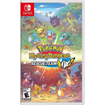 Switch Pokemon Mystery Dungeon: Rescue Team DX