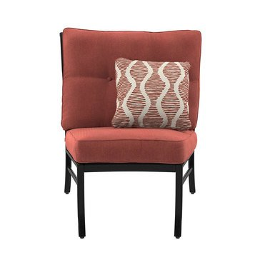Signature Design by Ashley Burnella Armless Chair with Cushion