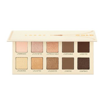 LORAC UNZIPPED™ GOLD Eye Shadow Palette