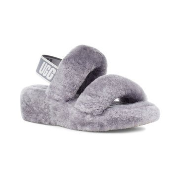 UGG Women's Fluff Oh Yeah Slide-On Shoe