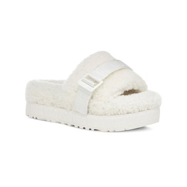 UGG Women's Fluffita Web Strap Slide-On Slipper