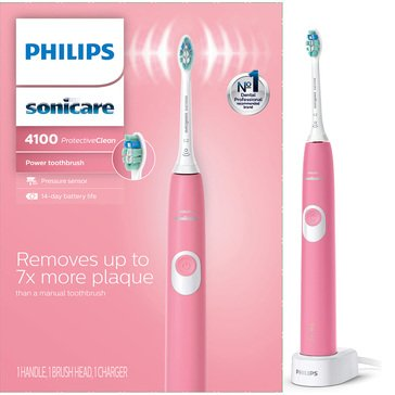 Philips Sonicare 4100 Rechargable Electric Toothbrush