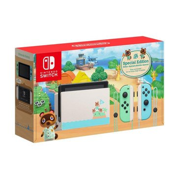 Nintendo Switch Animal Crossing: New Horizons Edition