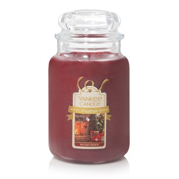 Yankee Candle Holiday Hearth Large Classic Jar