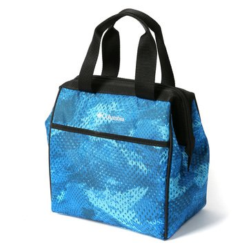 Columbia Trail Time Lunch Pack, Blue Mesh Hills