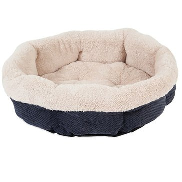 Snoozy Mod Chic Round Shearling 21