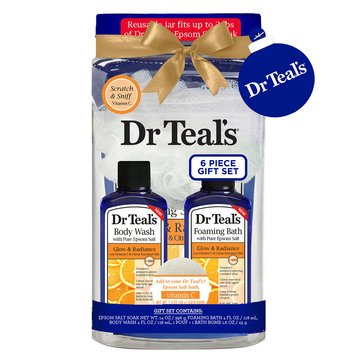 Dr. Teal's Vitamin C Container Set