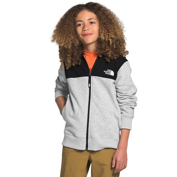 The North Face Big Boys' Back To School Full Zip Hoodie