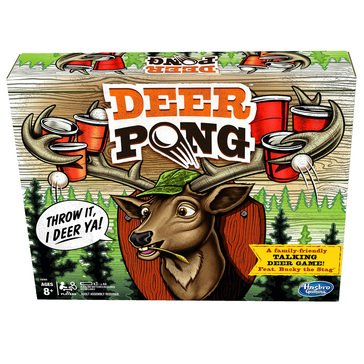 Special Edition Deer Pong Game