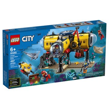 LEGO City Ocean Exploration Base (60265)