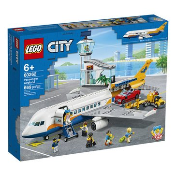 LEGO City Passenger Airplane (60262)