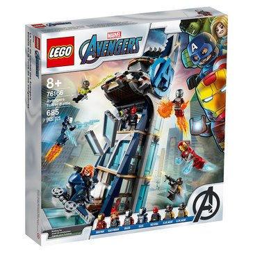 LEGO Super Heroes Avengers Tower Battle (76166)