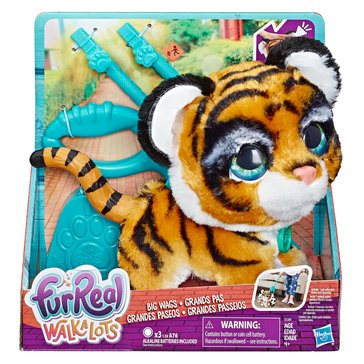 furReal Walkalots Big Wag Tiger