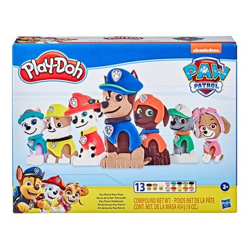 Play-Doh Nickelodean Paw Patrol Hero Playset