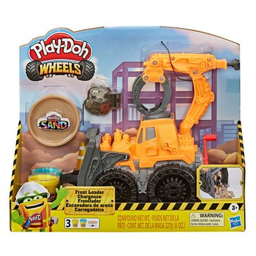 Play-Doh Wheels Front Loader Playset