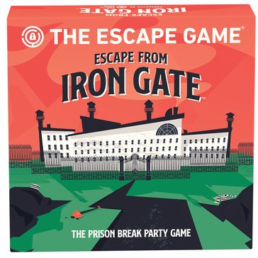 The Escape From Iron Gate Game