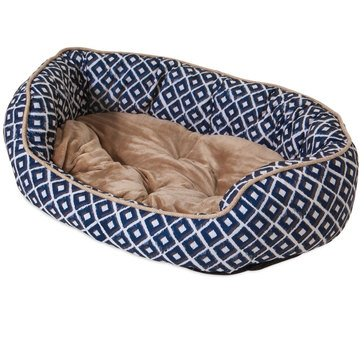 Petmate Snoozzy Ikat Daydreamer Pet Bed