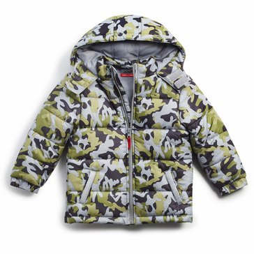 Liberty & Valor Little Boys' Puffer Jacket