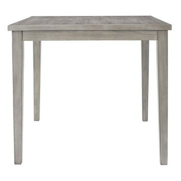 Signature Design by Ashley Parellen Counter Height Dining Room Table