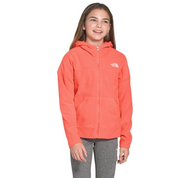 The North Face Big Girls' Glacier Full Zip Hoodie