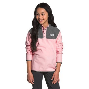 The North Face Girls' Quarter Zip Pullover