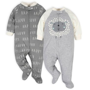 Gerber Organic Baby Sleep 'N Play