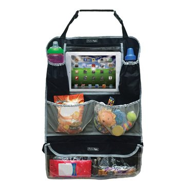 J is for Jeep Back Seat Organizer with Tablet Holder
